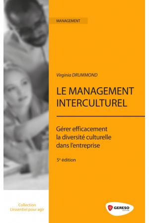 Le management interculturel Virgina DRUMMOND edition GERESO