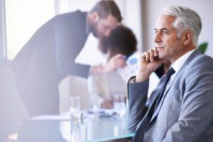 Une crise de motivation menace-t-elle les professionnels à l'aube de la cinquantaine ?