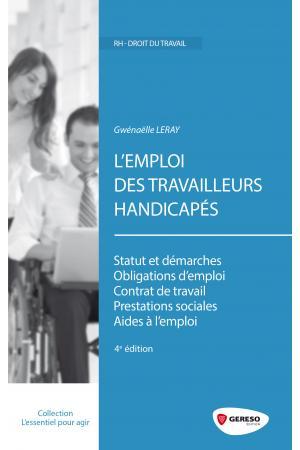Lu Pour Vous L Emploi Des Travailleurs Handicapes De Gwenaelle