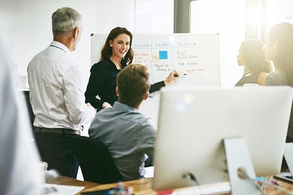 Manager avec la méthode du W la phase de propositions