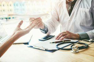 Le suivi administratif d'une maladie professionnelle