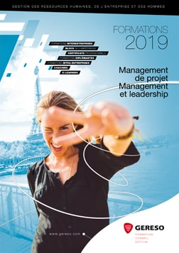 Catalogue Management de projet, Management et leadership GERESO