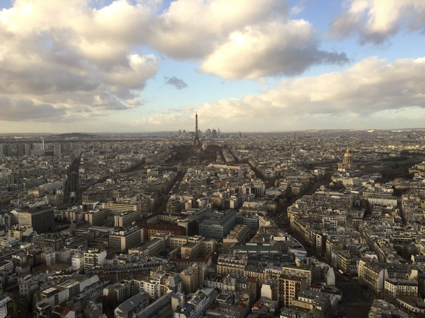 location tour montparnasse