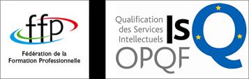 Organisme de formation certifié ISQ OPQF membre de la FFP